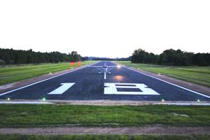 <p>New airfield lighting, runway rehabilitation and other improvements to the Winnsboro Municipal Airport make the facility more accommodating to commercial and private entities making use of the airport. </p>
