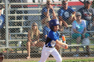 9-Year-Old Baseball Tournament: West Monroe North vs. Winnsboro