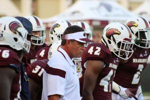 Idaho at ULM (Photos by Matt Sanches and Jimmy Touchet)