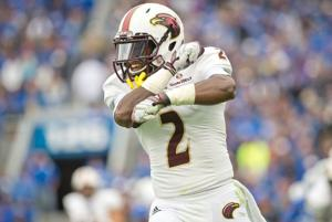 <p>ULM running backRashon Ceaser was one of 44 players named to the2015 Paul Hornung Award watch list on Monday. The award isgiven annually to the most versatile player in major college football.</p>