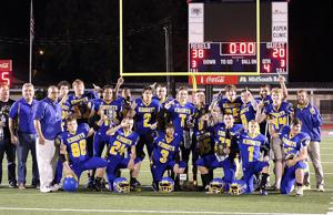 NE Baptist - Back to Back - ACEL 8-Man Football State Champions
