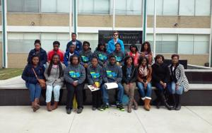 "<p>Ferriday High School Juniors and Seniors recently attended Southern</p><p>University, High School Preview Day.  The event allowed students to speak</p><p>with representatives from academic colleges, Honors College, Financial Aid,</p><p>Residential Life, and the Student Government Association.  Students also</p><p>toured the campus and enjoyed performances from the famous Southern</p><p>University ""Human Jukebox""  marching band, Greek organizations, and SU</p><p>Cheerleaders.</p>"