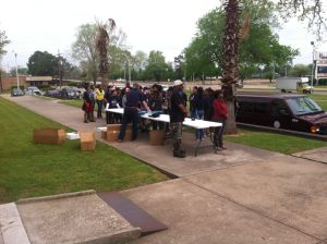 Earth Day 2014 / Great American Cleanup in Monroe, West Monroe, Sterlington