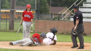 Photos from the district contest between Franklin Parish and Wossman on Wednesday, April 22 at Franklin Parish High School. The Patriots beat Wossman 12-0, 11-1 and 11-1 in an afternoon triple header.