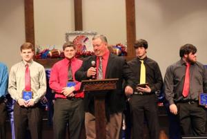 West Ouachita Chiefs Football Banquet