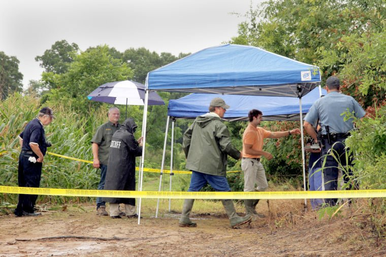 Remains found in shallow grave; murder probe launched in Catahoula