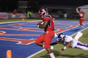 Hammond at West Monroe (Week 2)