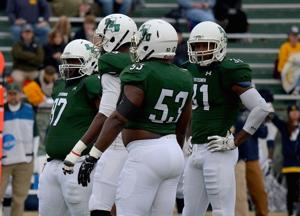 <p><span>Wilson Curtis (31) was named to the Gulf South All-Conference team last week. The former Franklin Parish Patriot is a starting linebacker for Delta State.</span></p>