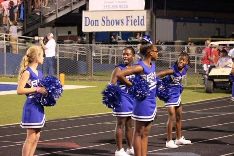 Ruston At West Monroe Football Game Photos By Jimmy