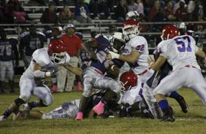 West Ouachita at Franklin Parish (Photos by Kenneth Burford and Monica Huff)