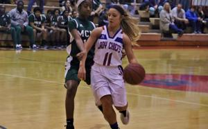 LHSAA Girls' Basketball Bi-District Playoff action
