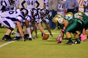 Mangham at OCS (Photos by Jimmy Touchet)