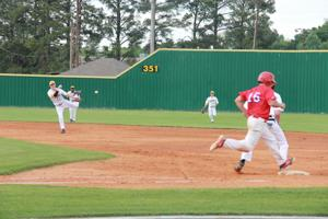 West Ouachita Chiefs baseball @ Neville Tigers - April 24 2015