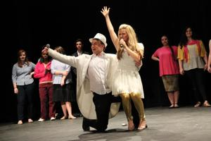 WMHS students open 'High School Musical' this weekend