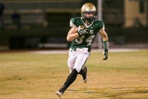 St. Mary's at OCS - Division IV Semifinal Playoffs (Photos by Robert Summerlin and Amy Terral)
