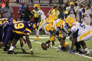 2014 Baby Bayou Classic - Carroll vs. Wossman at Richwood High School