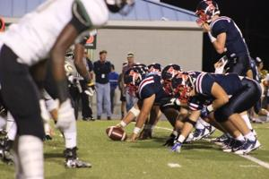 Calvary Baptist at West Monroe (Week 5 / All Photos by Jimmy Touchet)