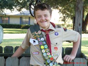 <p><strong>CHANDLER CROWE</strong> of West Monroe recently achieved the Boy Scout rank of Eagle Scout.</p>