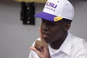 Wossman junior safety Cameron Lewis verbally commits to LSU