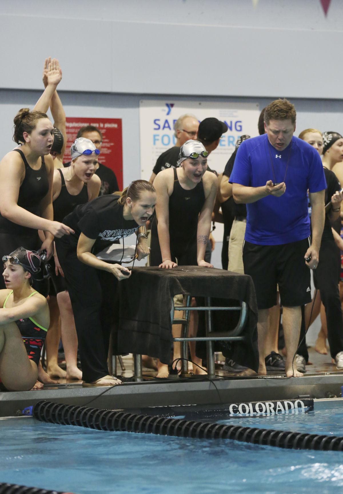 Hastings Swimmers Feel Bigger Is Better News