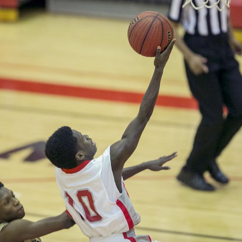 Woodland sweeps Drew in hoops