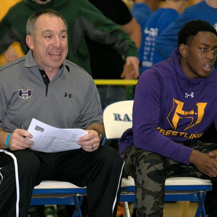 Class AAAA Wrestling Sectionals