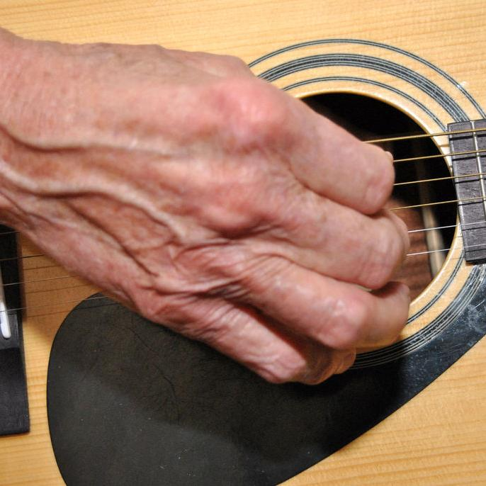 Local musician passes on love of music