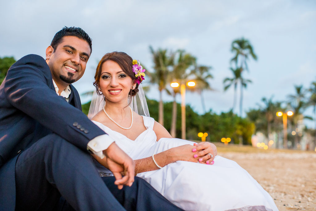 Couple alters marriage tradition to donate education to children