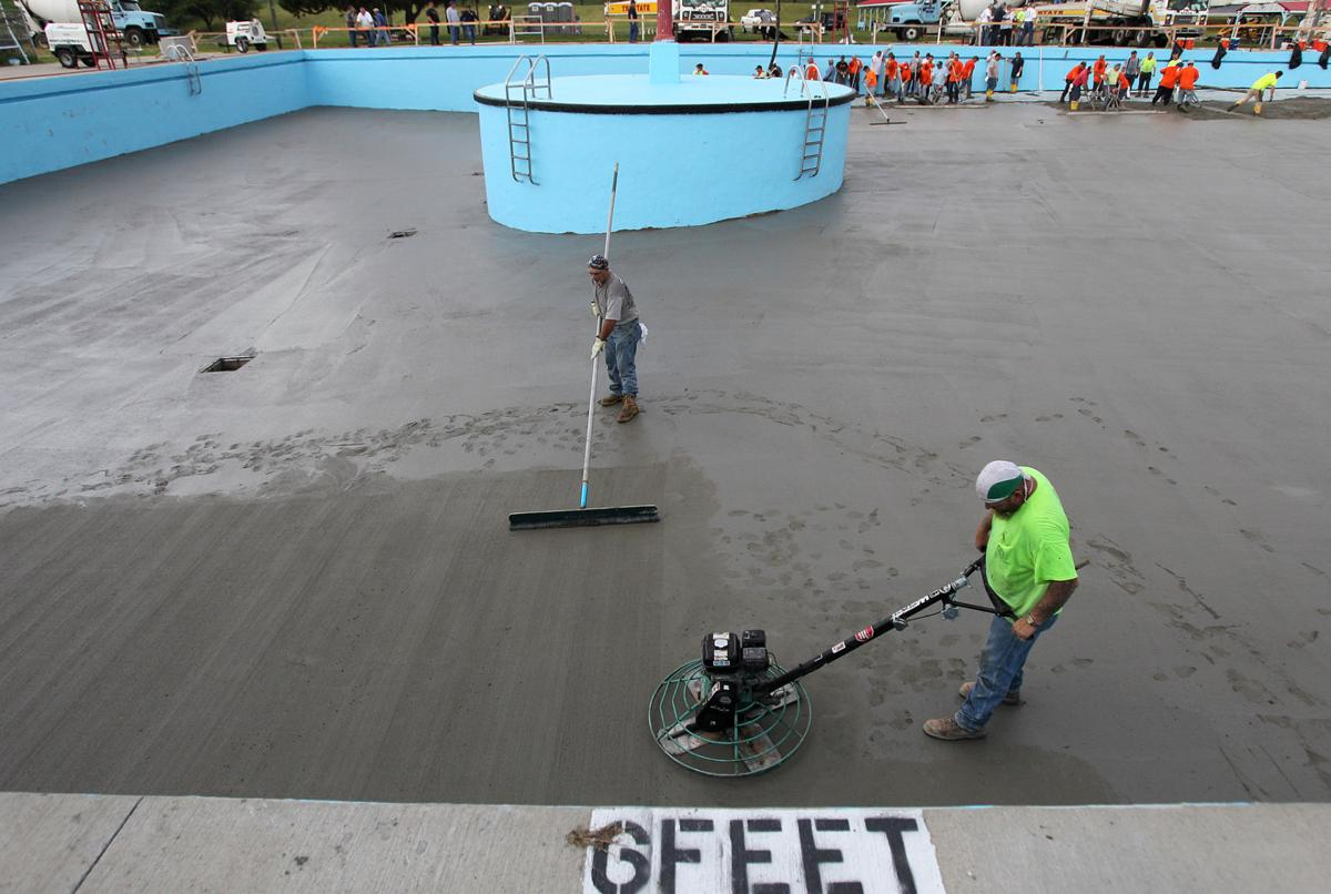 Dreamland Pool To Receive Renovations Wc News Herald