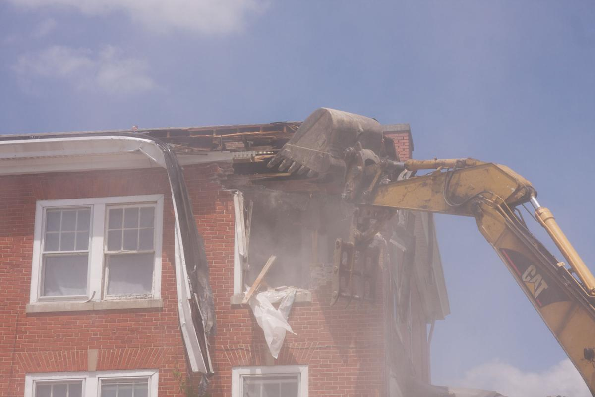 Wv colored childrens home - Gallery Demolition Of Former W Va Colored Children S Home