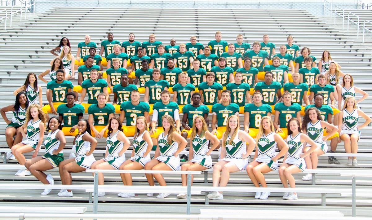 Huntington High Highlanders High School Sports Herald