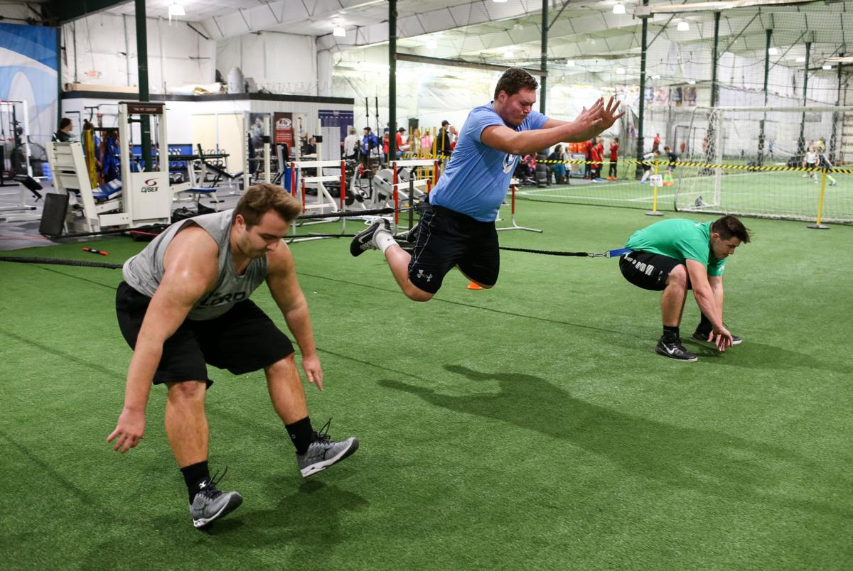Athletes Praise Results From Intense Workouts