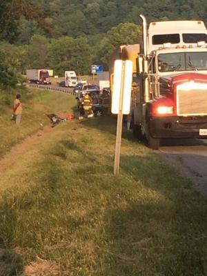 Interstate 81 crash