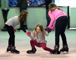 Bms Ice Rink Prepares To Close Down For The Season
