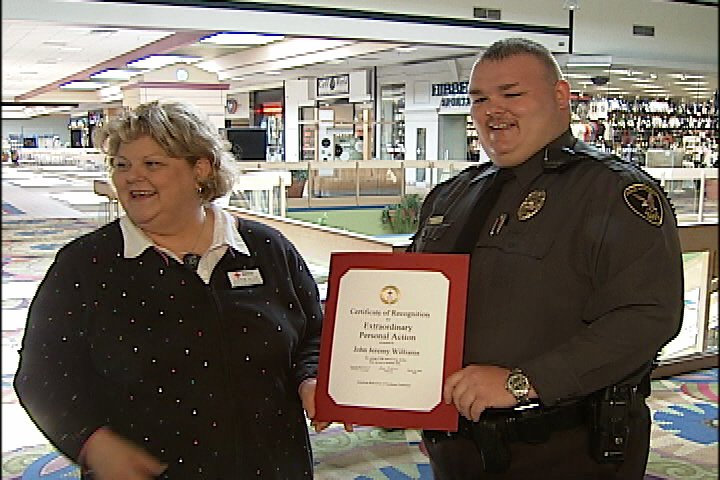 Mall Security Guard Saves Child's Life | News | heraldcourier.com