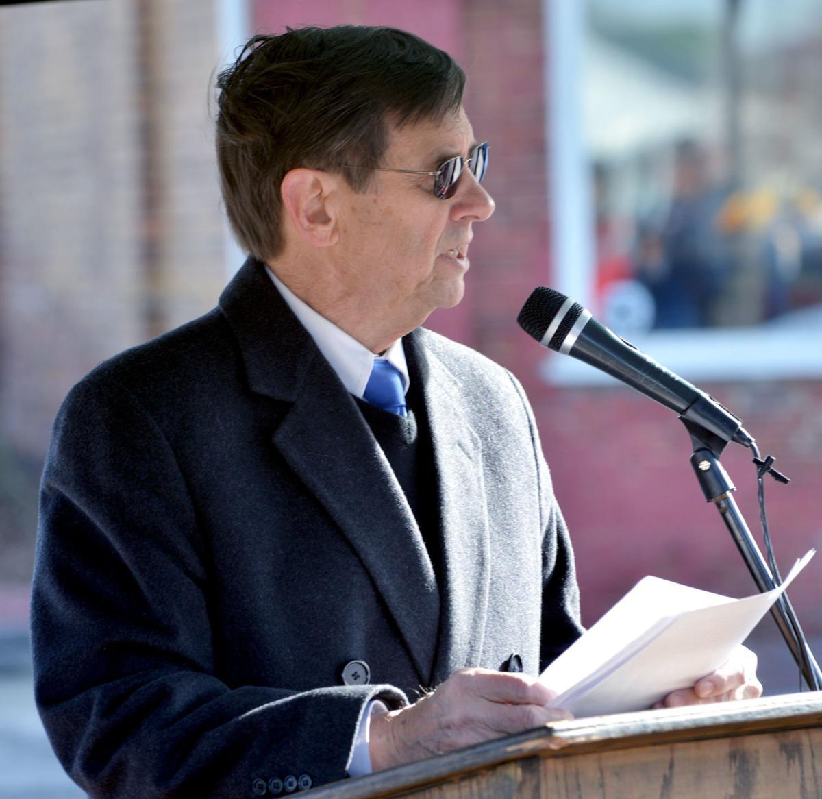 Slain FBI Agent Honored With Abingdon Memorial