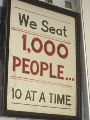 Do You Have a Seating Preference?