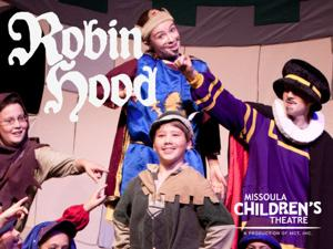 Audition to be in 'Robin Hood'
