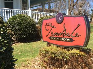 Troutdale Dining Room Closed