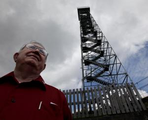 Ron Kime and His Tower