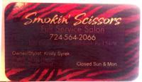 Smokin Scissors