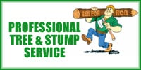 Professional Tree & Stump Service