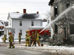 Parents of child who died in house fire file lawsuit