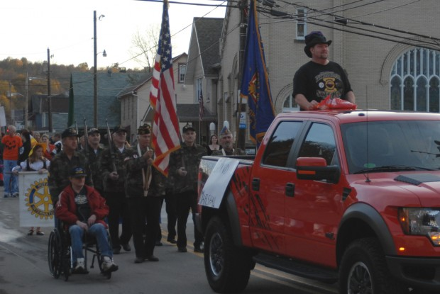 Point Marion October Parade
