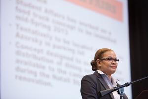 Scholarship established to honor Cal U acting president
