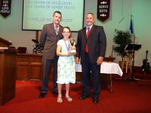 Pennsville Baptist announces Steadfast Award recipient
