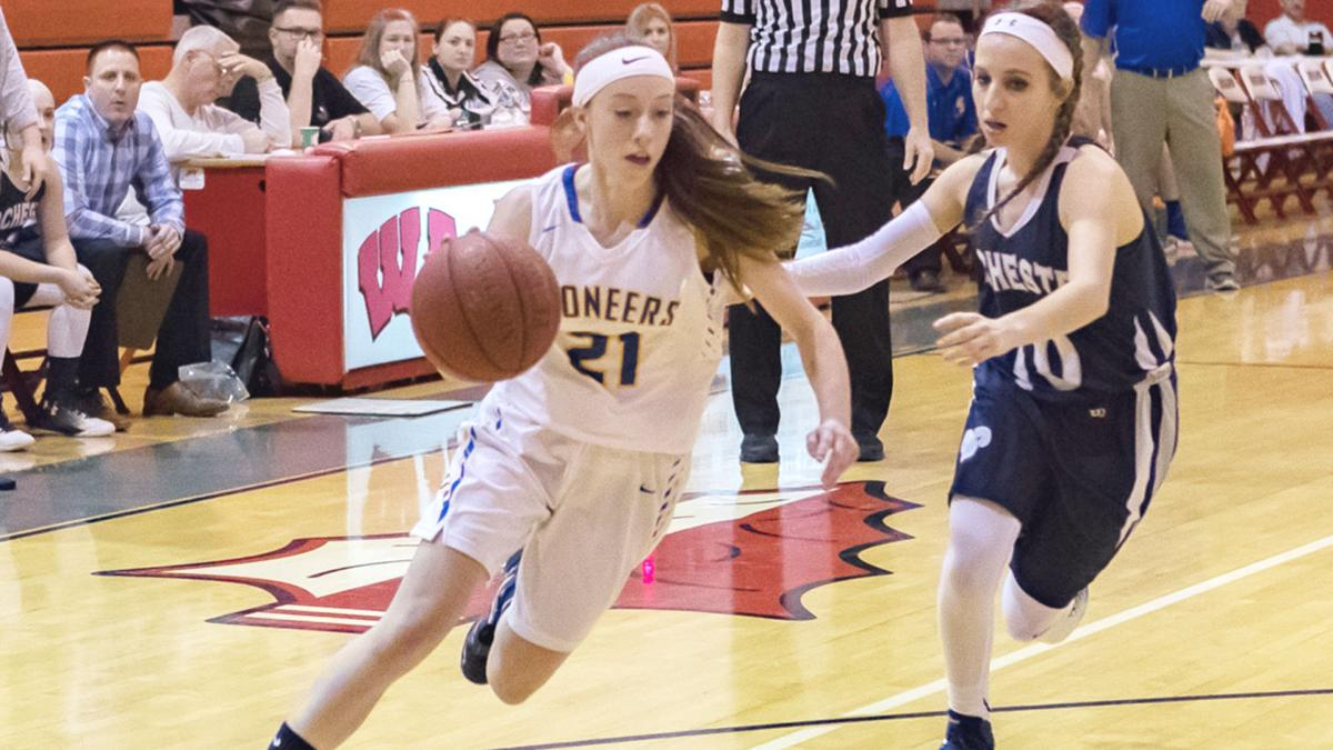 Lady Pioneers steamroll into Class A semifinals