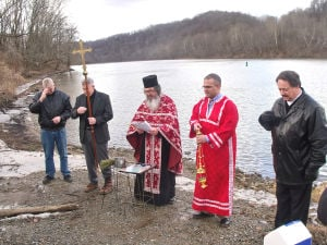 Blessing of the Monongahela River