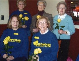 Hopwood Garden Club elects officers