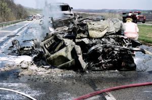Conviction upheld in fatal crash